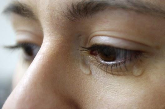 a woman's tears, USMC-04952