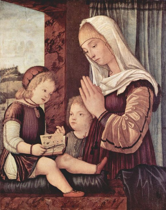 810px-Vittore_Carpaccio_067_Mother_Praying