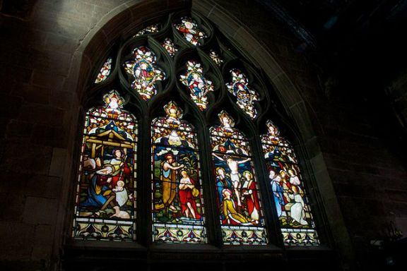 St_Michael's_Church,_Chester_5_by_Mike_Peel