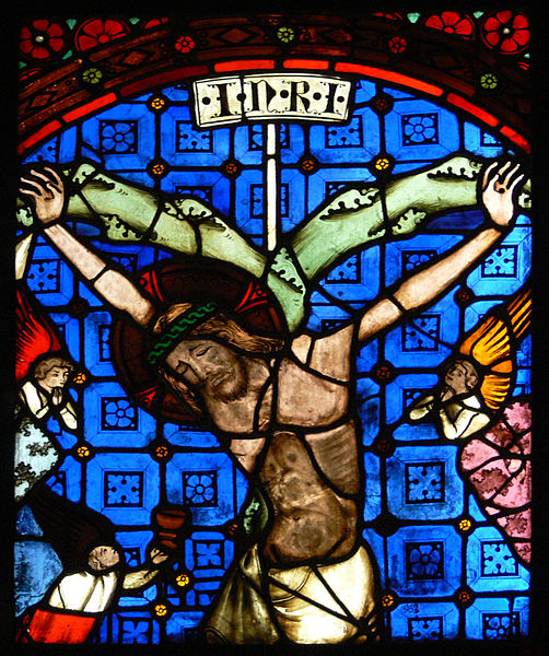 CrucifixionPublicDomainPhoto