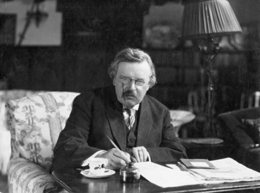 GK-Chesterton-Writer-image
