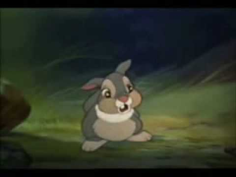 Thumper-If-you-can't-say-something-nice