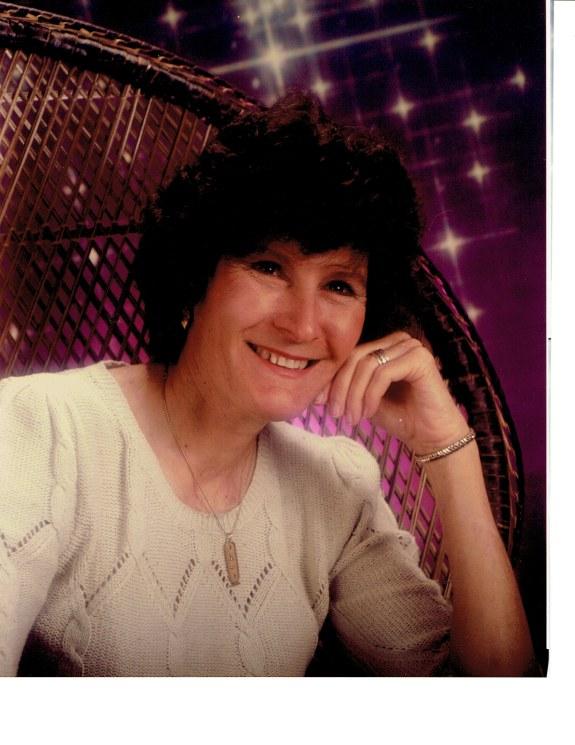 Photo of Mom, Barb Croft