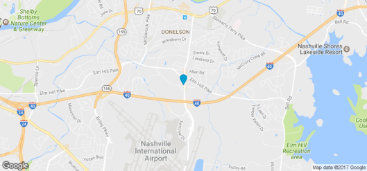 Imgae-Donnelson-Pike-Nashville-map